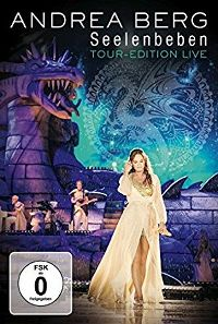 Cover Andrea Berg - Seelenbeben - Tour-Edition Live [DVD]